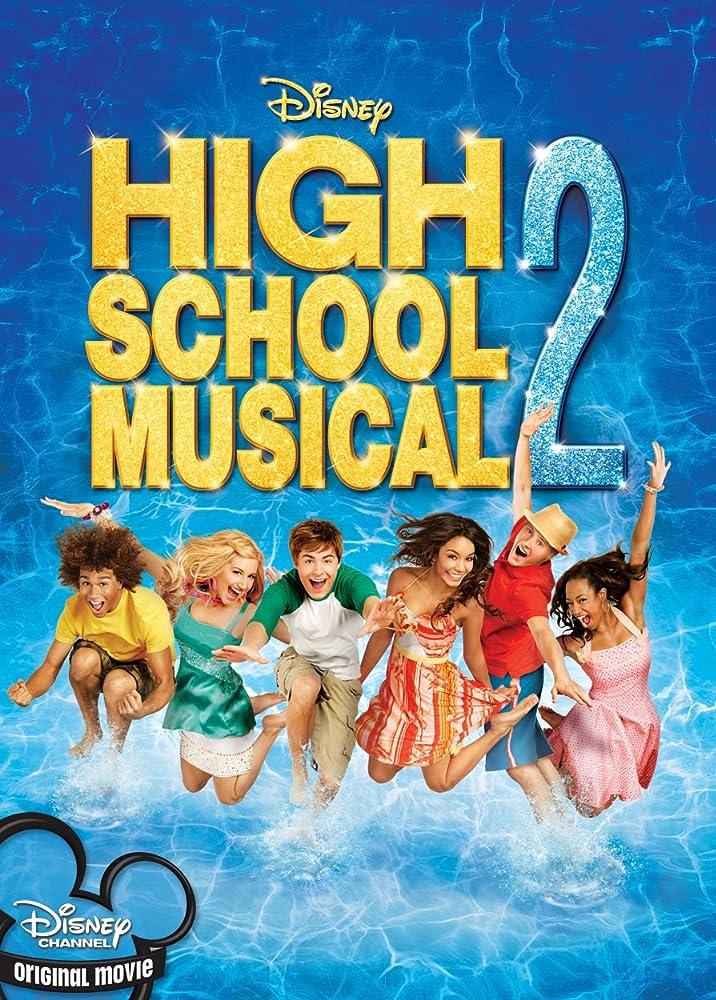 High School Musical 2 (2007) มือถือไมค์ หัวใจปิ๊งรัก 2