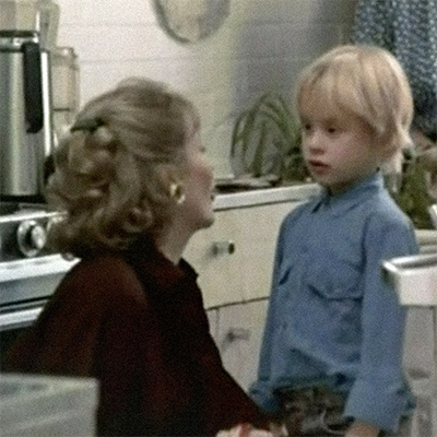 Macaulay Culkin in The Equalizer (1985)
