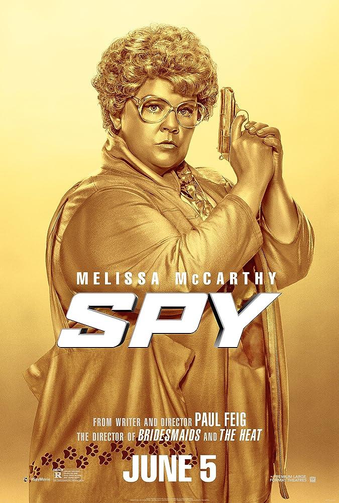 Melissa McCarthy in Spy (2015)