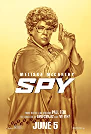 Spy (2015) 1080p