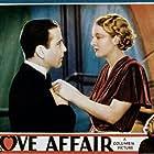 Humphrey Bogart and Dorothy Mackaill in Love Affair (1932)