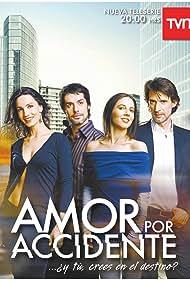 Ángela Contreras, Francisco Melo, Francisco Pérez-Bannen, and Luz Valdivieso in Amor por accidente (2007)