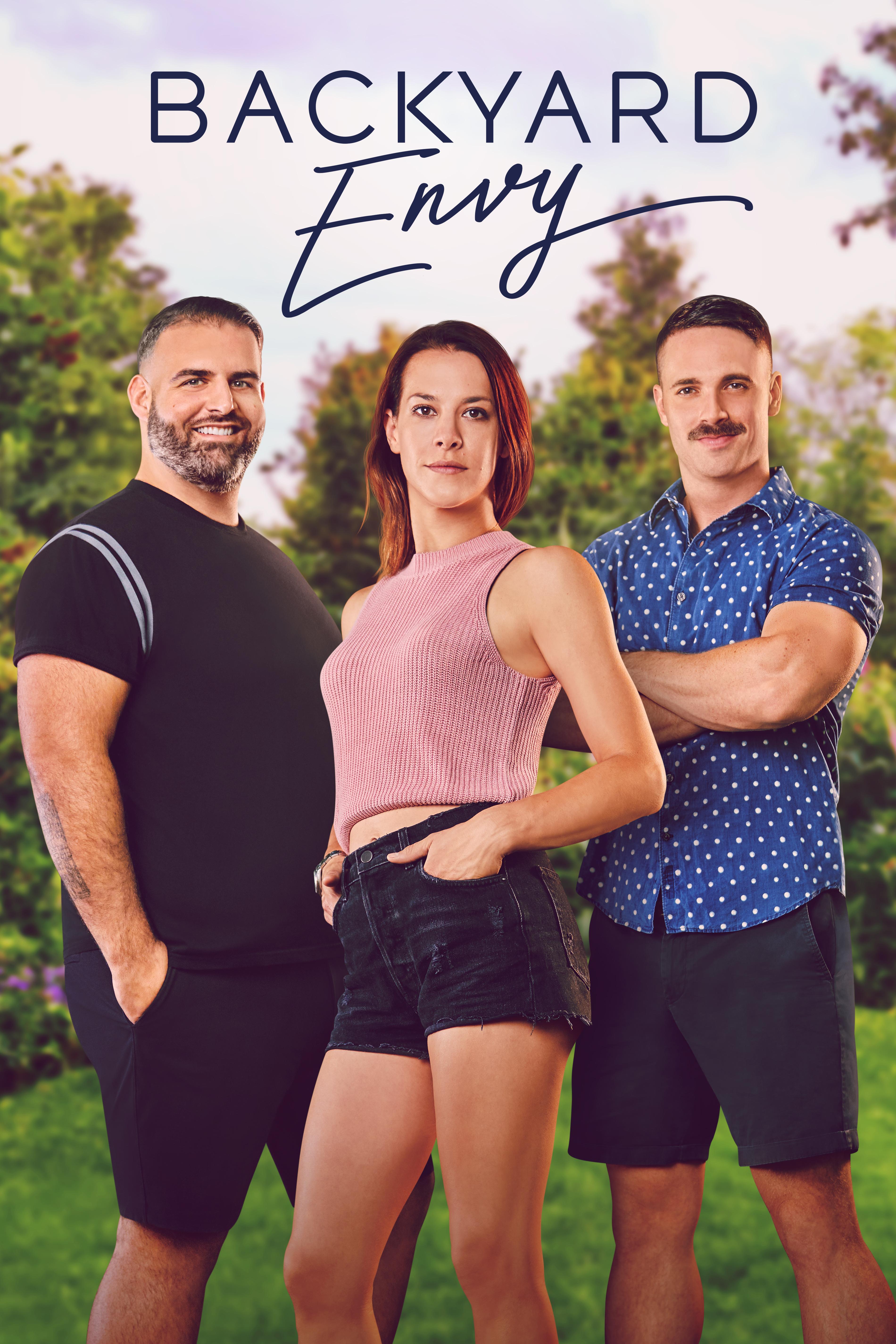 Backyard Envy Tv Series 2019 Imdb
