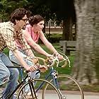 Lisa Jakub and Martin Hynes in George Lucas in Love (1999)