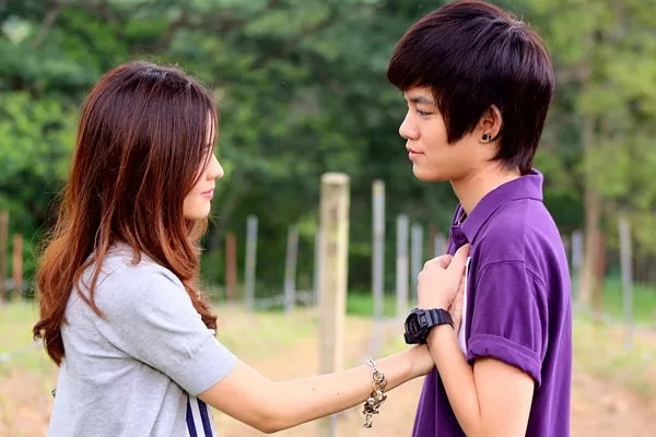 Thai movie yes or 3 no Yes or