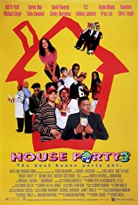 Latest dvd movie downloads House Party 3 USA [720
