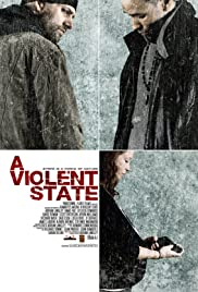 A Violent State Poster