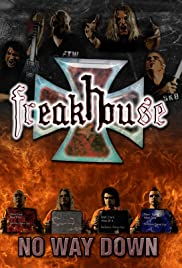 Freakhouse: No Way Down Poster