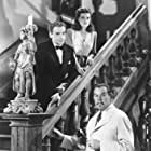 Henry Daniell, Lenita Lane, and Sidney Toler in Castle in the Desert (1942)