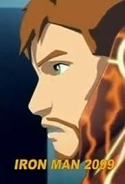 Iron Man 2099 Poster