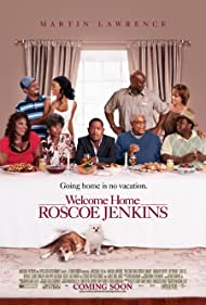 Welcome Home, Roscoe Jenkins (2008) Poster - Movie Forum, Cast, Reviews