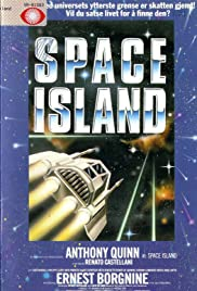 Treasure Island in Outer Space Poster