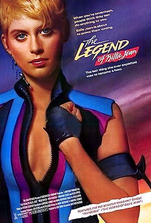 The Legend of Billie Jean Poster Image
