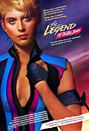 The Legend of Billie Jean Poster