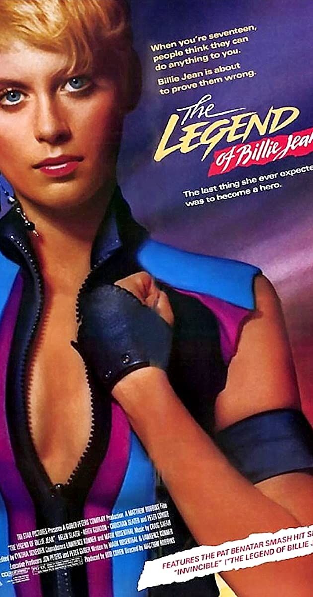 The Legend Of Billie Jean 1985 Full Cast Crew Imdb