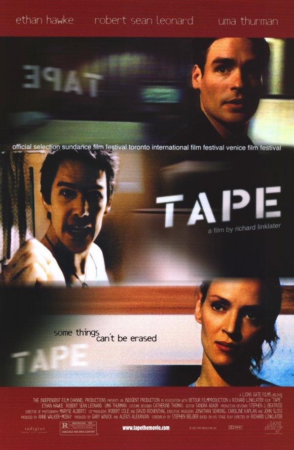 Image result for tape 2001 poster