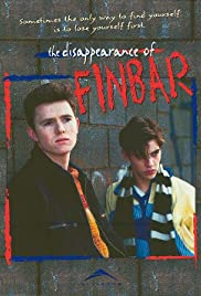 The Disappearance of Finbar Poster
