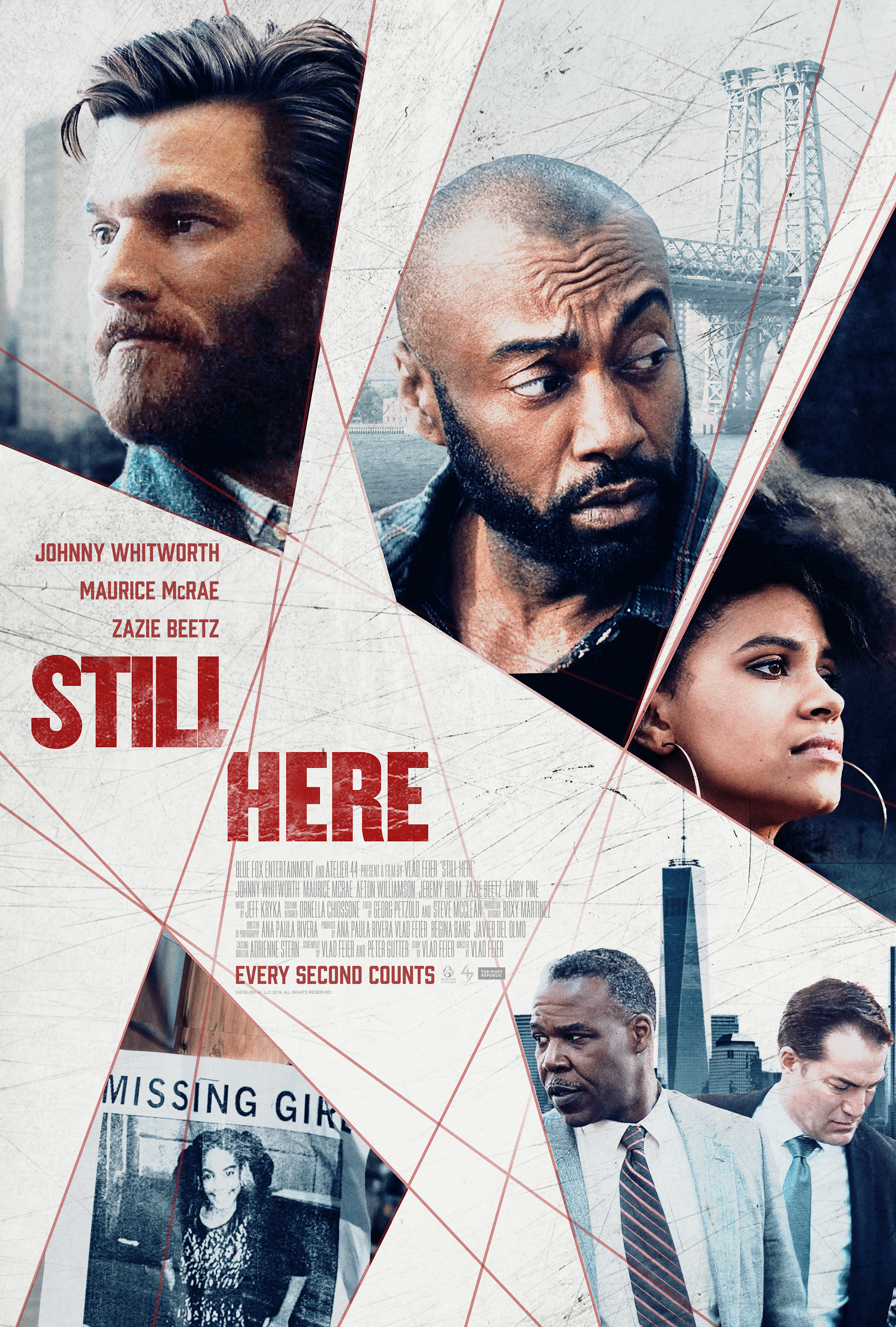 Still Here (2020) English 480p WEBRip 300MB Download