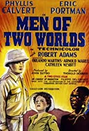 Men of Two Worlds Poster