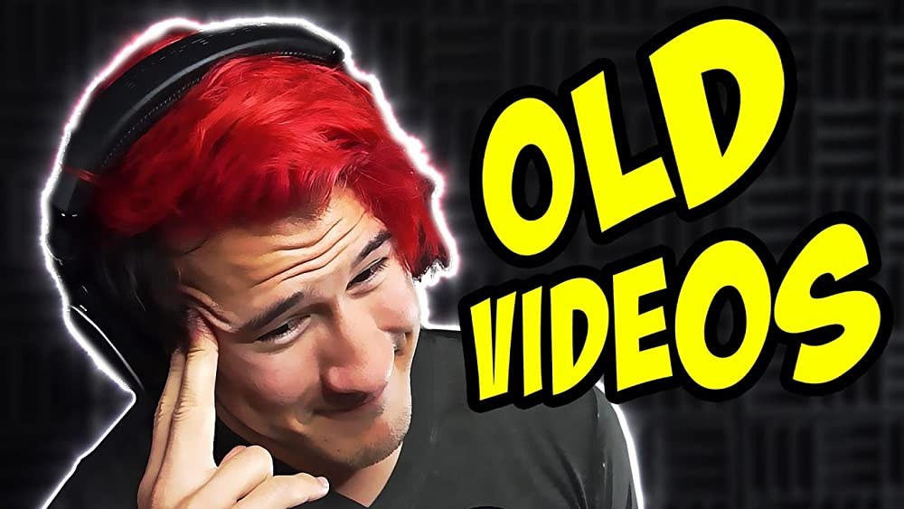 Markiplier Reacting to Old Videos 2016