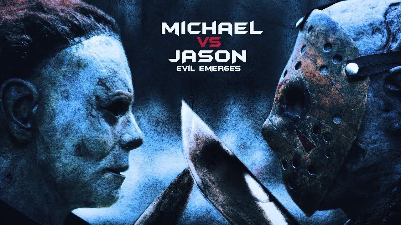 Image result for Jason vs. Michael Myers