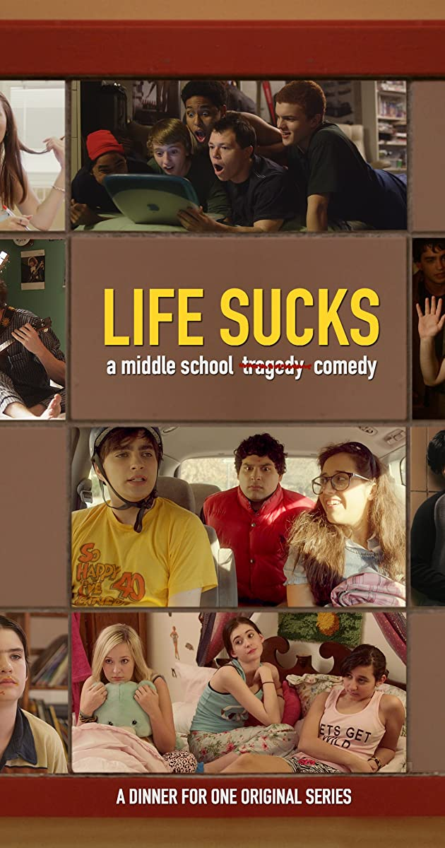 descarga gratis la Temporada 1 de Life Sucks o transmite Capitulo episodios completos en HD 720p 1080p con torrent