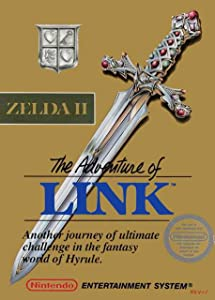 Zelda II: The Adventure of Link in hindi 720p