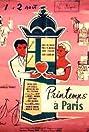 Springtime in Paris (1957) Poster