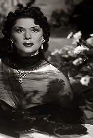 Diana Maggi in Mi noche triste (1952)