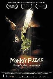 Monkey Puzzle Poster