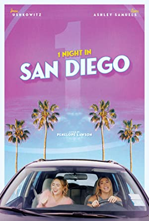 1 Night in San Diego (2020) Full Movie HD