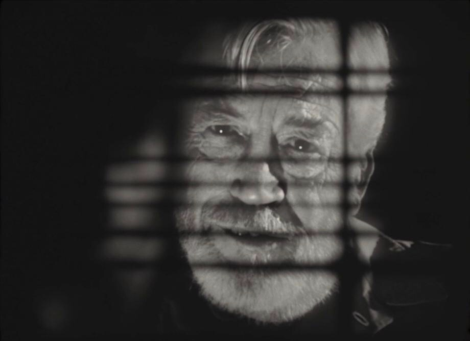 John Huston in The Other Side of the Wind (2018)