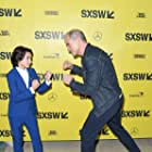 Michael Kelly and Jesse Ray Sheps at an event for All Square (2018)