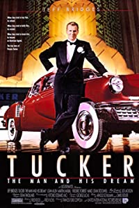 Watching movie trailers online Tucker: The Man and His Dream by Francis Ford Coppola [x265]