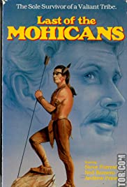 Last of the Mohicans Poster