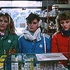 Barbara Blanc, Francesca Florio, and Giuppy Izzo in Sposerò Simon Le Bon - Confessioni di una sedicenne innamorata persa dei Duran Duran (1986)
