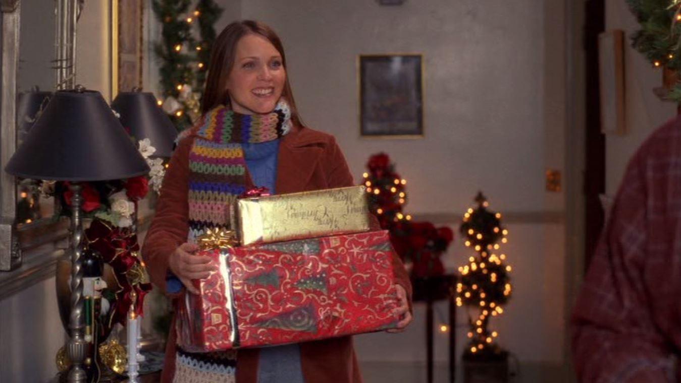 A Boyfriend For Christmas.Kelli Williams