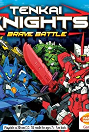 Tenkai Knights: Brave Battle Poster