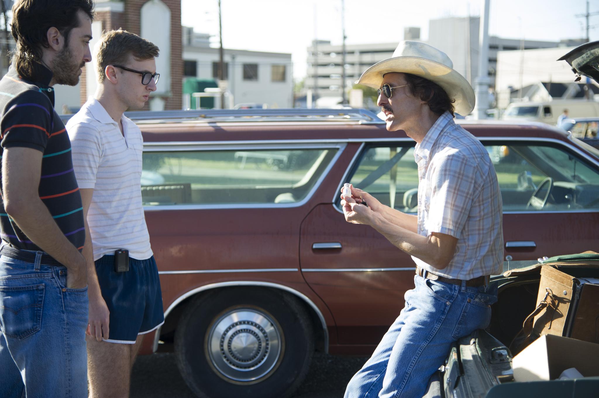 Matthew McConaughey in Dallas Buyers Club (2013)