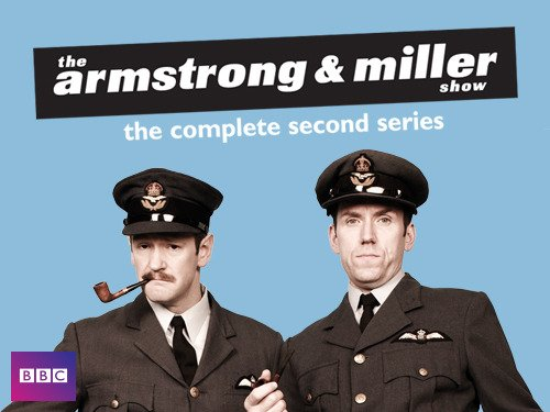 The armstrong & miller show