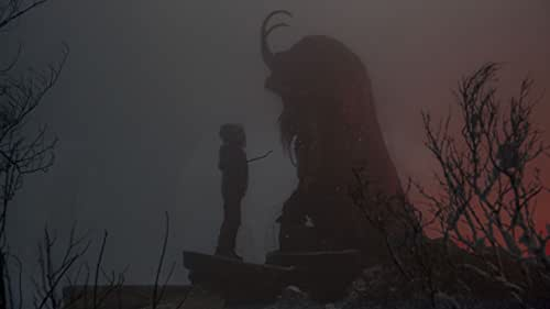 A boy who has a bad Christmas ends up summoning a Christmas demon to his family home.