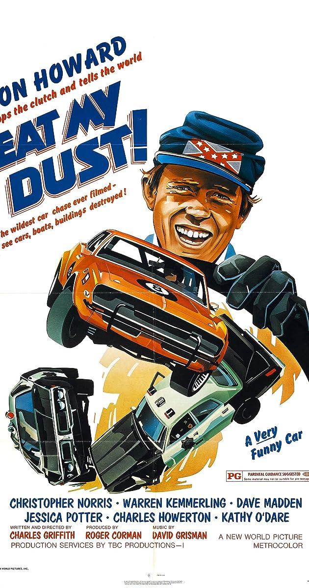 Hollywood Car Racing Movies Names