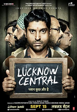 Where to stream Lucknow Central