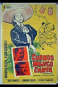 Downloadable free movie psp Cuando Mexico canta [640x360]