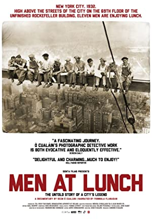 Where to stream Men at Lunch