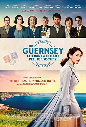 Permalink to Movie The Guernsey Literary and Potato Peel Pie Society (2018)