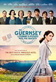 Watch Movie The Guernsey Literary and Potato Peel Pie Society (2018)