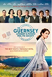 The Guernsey Literary and Potato Peel Pie Society (2018) film en francais gratuit