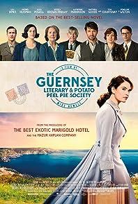 The Guernsey  Literary & Potato Peel Pie Societyจดหมายรักจากเกิร์นซีย์