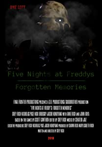 Movies downloading sites list Five Nights at Freddy's: Forgotten Memories by Grey Rich [1020p]
